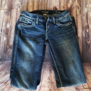 Silver Jean's size 26x33